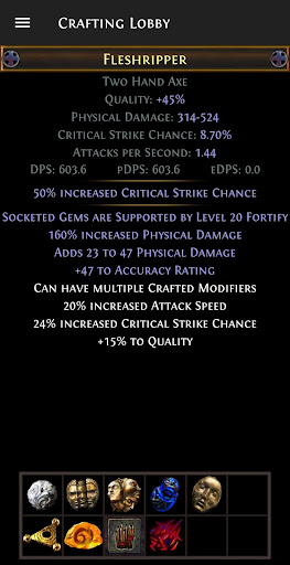 Path of Crafting ss2