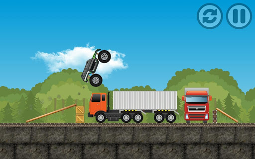 Monster Truck Xtreme Offroad Game modavailable screenshots 8