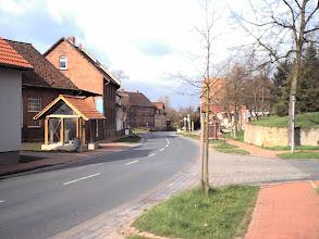 Photo: 2003 - Die Hauptstraße in richtung Süpplingenburg