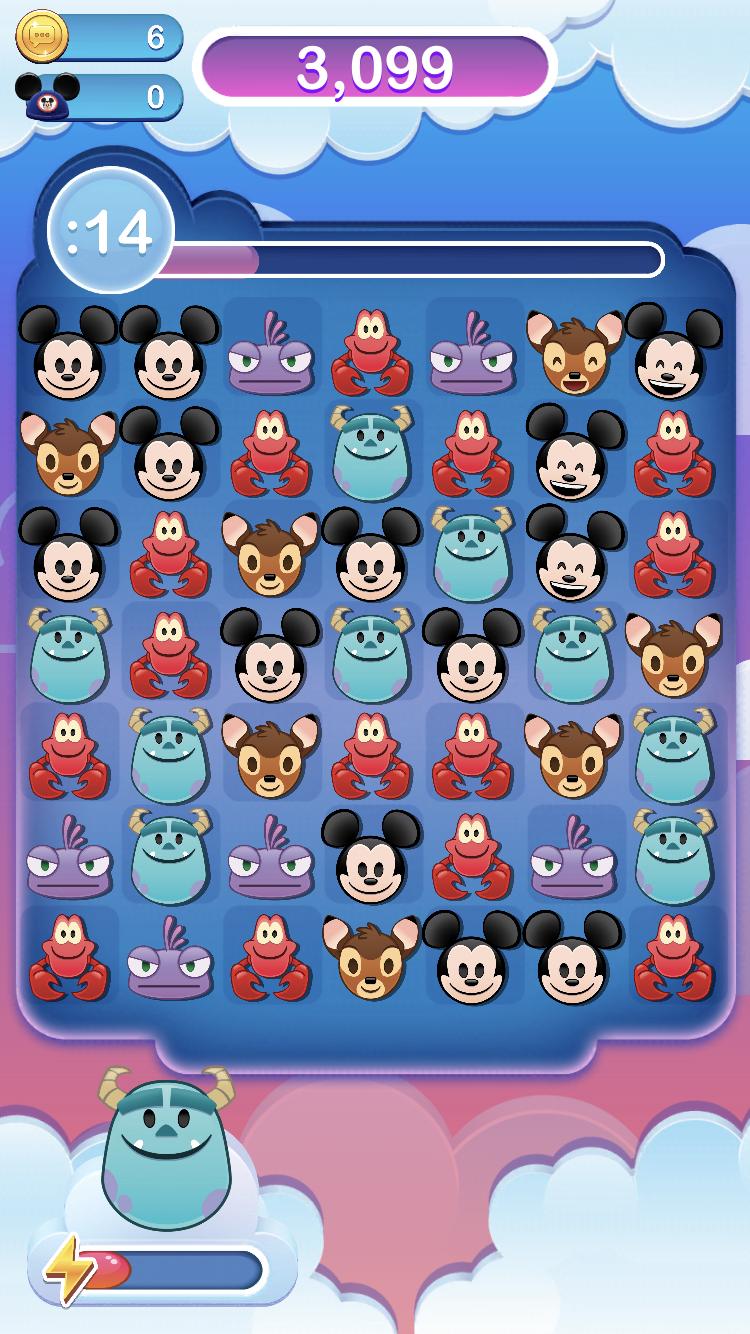 Disney Emoji Blitz Screenshot 16