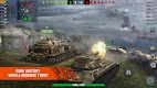 screenshot of World of Tanks Blitz MMO