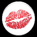 Kiss manual icon