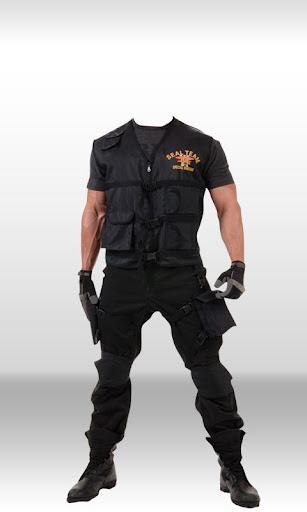 Military Men Suit