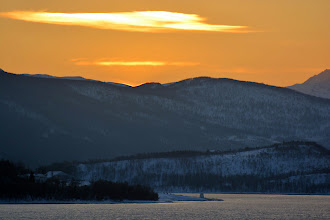 Photo: Mid day Sunset - 1:40pm