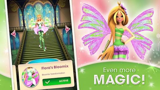 Winx Bloomix Quest- screenshot thumbnail