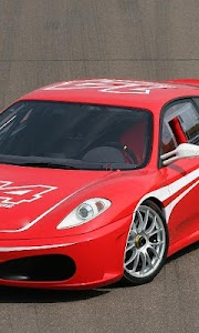 Wallpapers Ferrari F430 screenshot 1