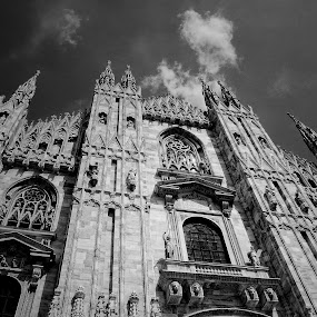Milan Cathedral by Davis L. Antonio - Buildings & Architecture Architectural Detail ( pwcdetails )