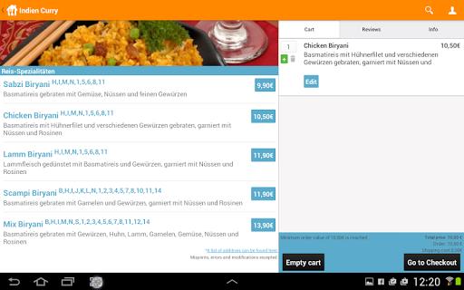 Lieferando.de: Order Food for PC