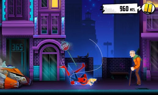 Spider Boy Screenshot