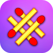 Smart Matches ~ Free Puzzle Game with Matchsticks