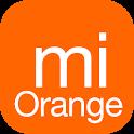 Mi Orange icon