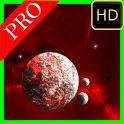 Lava Volcano Planet Live WP icon