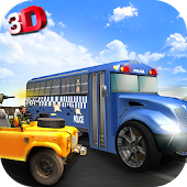 Prison Duty Bus San Andreas APK for Nokia