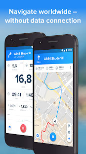 Bikemap - GPS Bike Route Tracker & Map for Cycling - náhled
