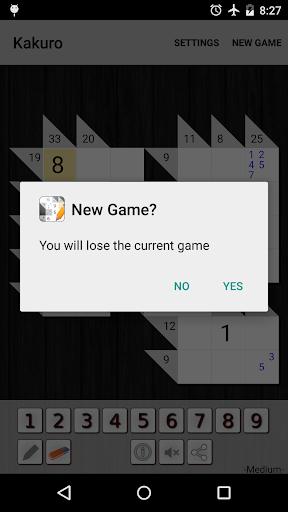 Kakuro Cross Sums screenshot 13