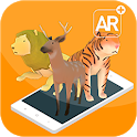 Animal Land AR icon