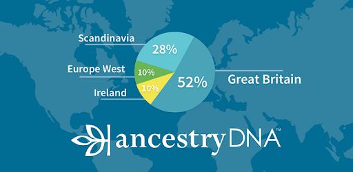 AncestryDNA - Genetic Testing - Apps on Google Play