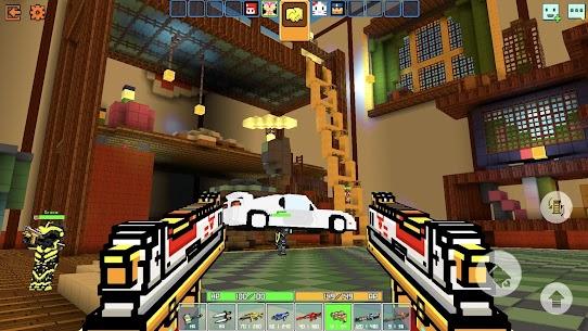 Cops N Robbers – 3D Pixel Craft Gun Shooting Games Mod (Ammo & More) 3
