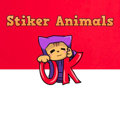 Cute Rare Animals Stickers Wastickerapps Funny Apps On