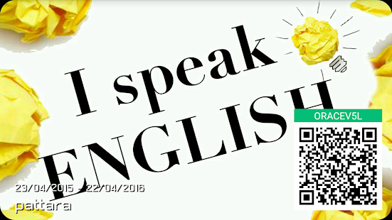 I Speak English - náhled