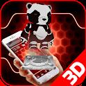 Cyborg Technology Panda Theme icon