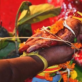 by Anindya Sankar Dey - Wedding Ceremony