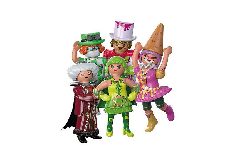 Contenido real de Playmobil® 70389 Candy World: Caja Sorpresa