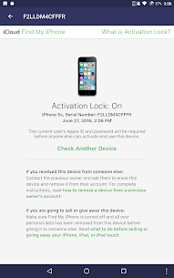 iDevice Check – IMEI Checking 5