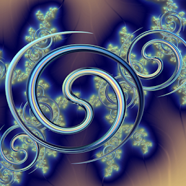 by Cassy 67 - Illustration Abstract & Patterns ( abstract, abstract art, swirl, digital art, spiral, fractal, digital, fractals )