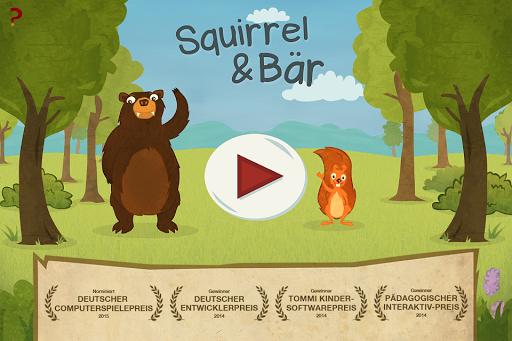 Squirrel Bär