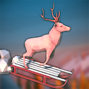 Animal Adventure: Downhill Rush
