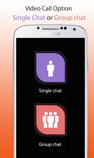 Lucky chat - Random video call 4.5 Screenshots 7