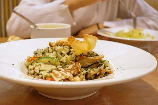 蔬食正夯,美味當仁不讓:蒔蘿香草餐廳