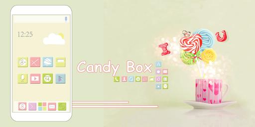 Candy Box Theme
