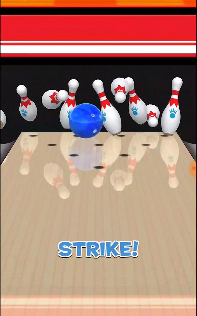 Strike! Ten Pin Bowling Android 18