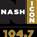 104.7 Nash Icon icon
