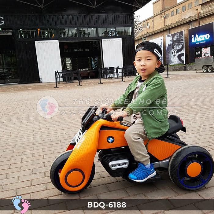 xe moto dien tre em BDQ-6188 6