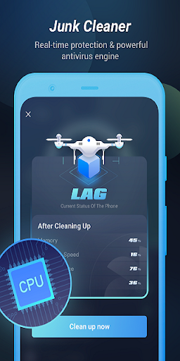 Super Cleaner-make phone faster screenshot 1