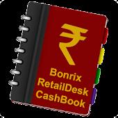 Bonrix RetailDesk CashBook