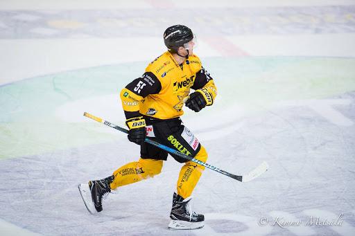 <p>Lasse Lappalainen iski tehot 1+2=3.</p>