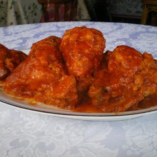 Chicken Cacciatore.