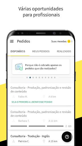 GetNinjas: Encontre Profissionais ou Serviu00e7os screenshots 4