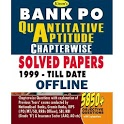 Bank PO Quantitative Aptitude OFFLINE icon