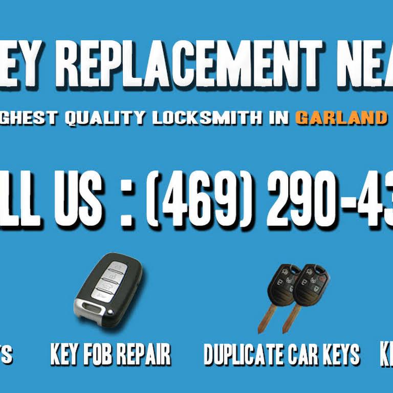 Key Fob Repair Near Me - locksmith in Garland