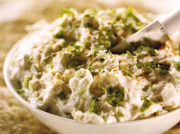 Festive Tuna Spread Recipe