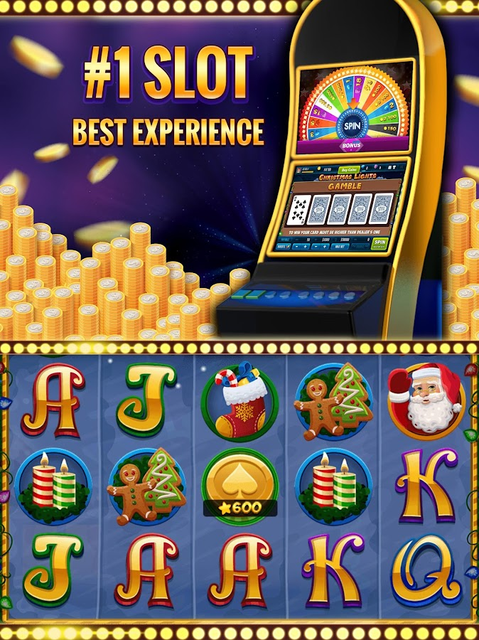 Christmas Slot Machines Free- screenshot