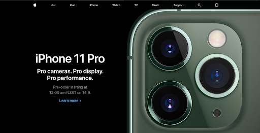 International targeting subdirectory - Apple