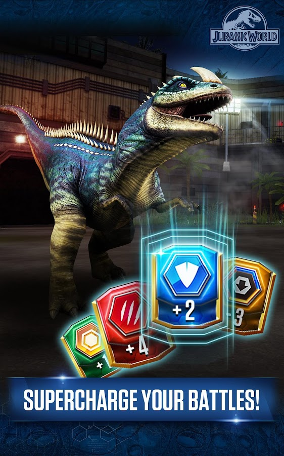 Jurassic World™: The Game- screenshot