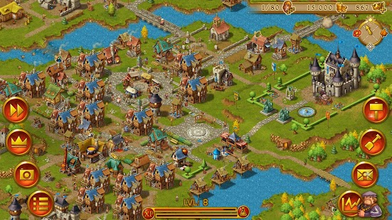 Townsmen Screenshot 12