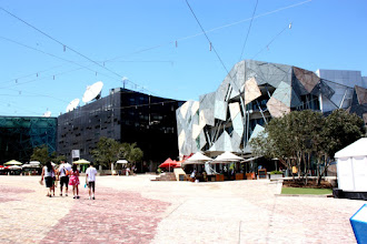 Photo: Year 2 Day 139 - Federation Square #2